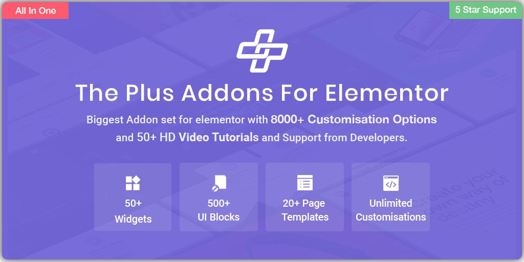 The Plus Addons for Elementor Review | Everything For Your
