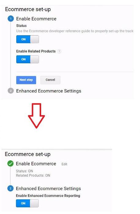 woocommerce enhanced ecommerce tracking
