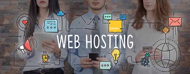 free hosting cons
