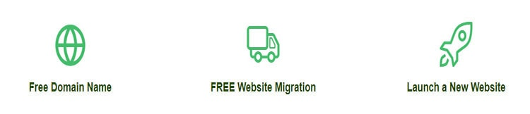 free domain name greengeeks hosting