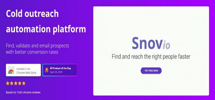 Snov.io Review
