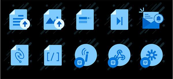 wp fluent form features