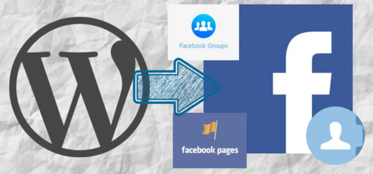 Automatically Share Posts From WordPress To Facebook Pages And Groups Free