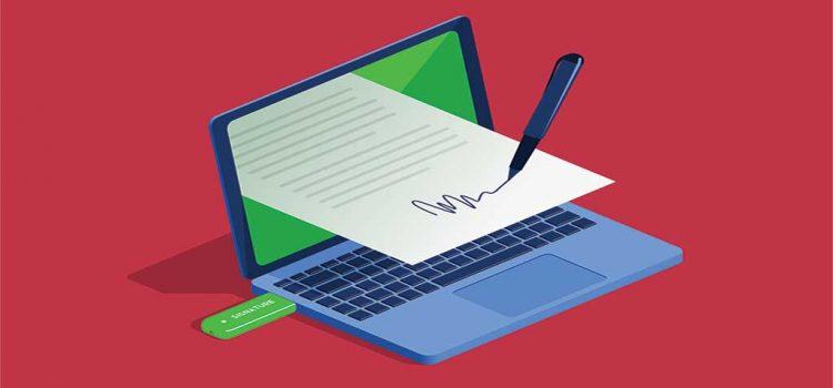 WordPress Digital Signature Plugin