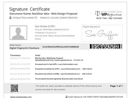 legally binding wordpress signature plugin