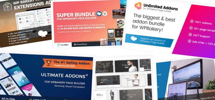 Best WPBakery Page Builder Addons Free and Paid
