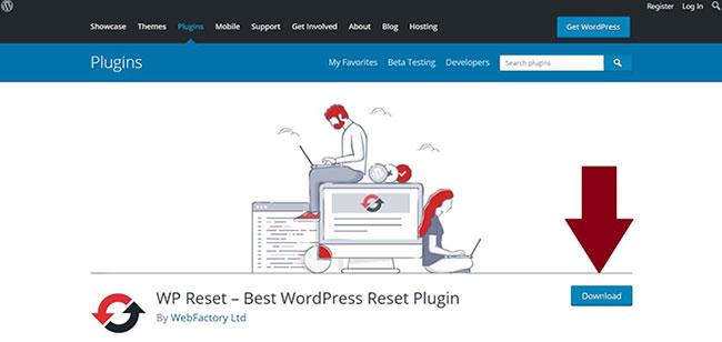 how to reset wordpress theme settings
