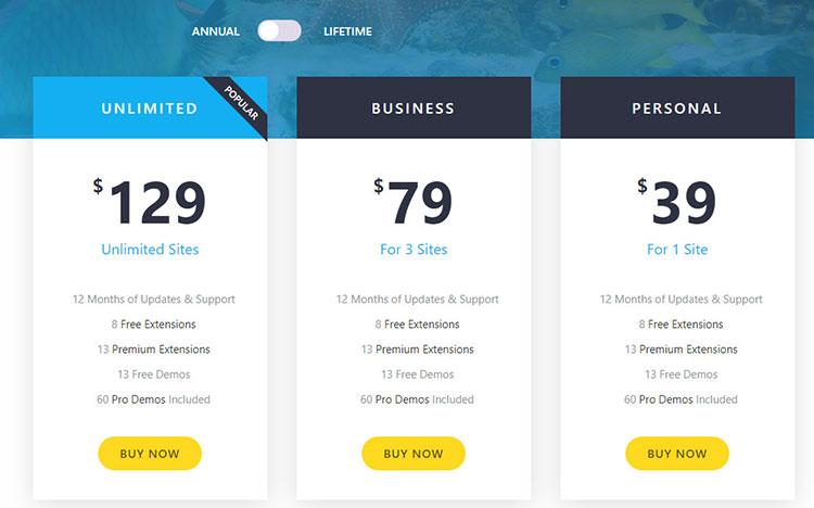 oceanwp discount coupon