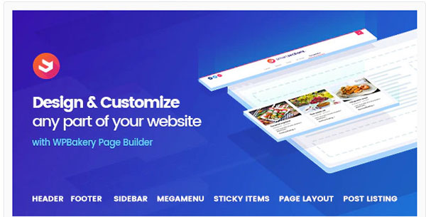 smart sections theme builder wpbakery