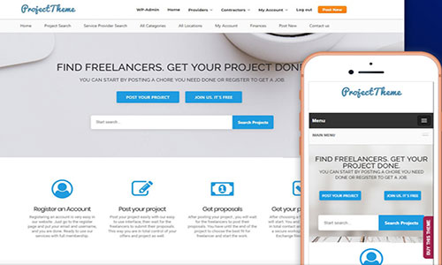Freelancer Theme sitemile review