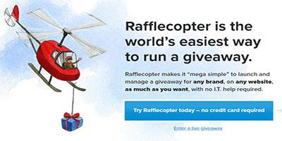 rafflecopter vs gleam vs promosimple