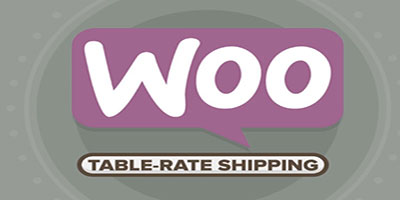 table rate shipping plugin for woocommerce