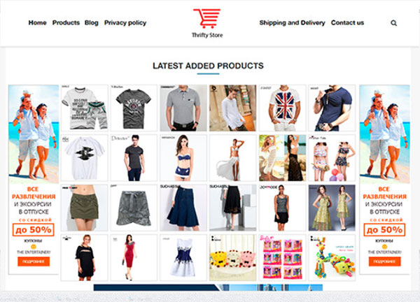 aliexpress affiliate store builder