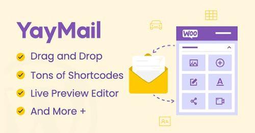 YayMail WooCommerce Email Customizer plugin.