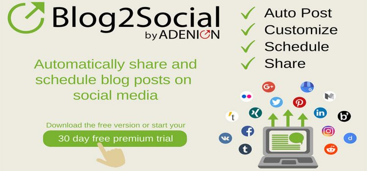blog2social review