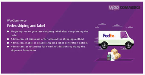 how to add fedex shipping to woocommerce