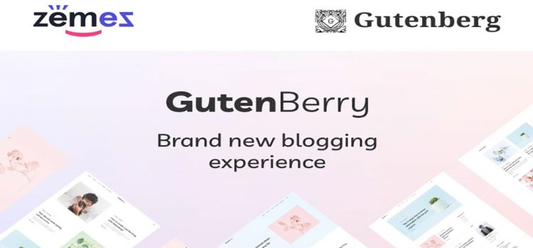 Gutenberry theme review
