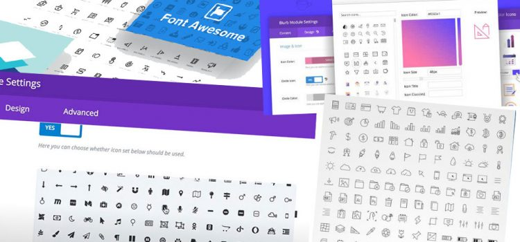 best free divi icons plugins