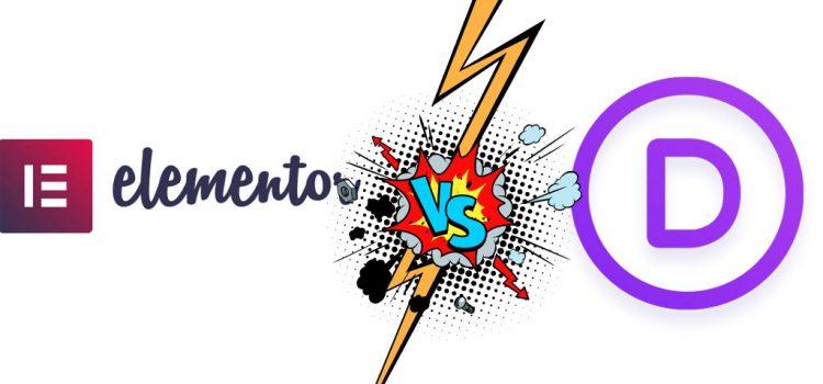elementor vs divi comparison
