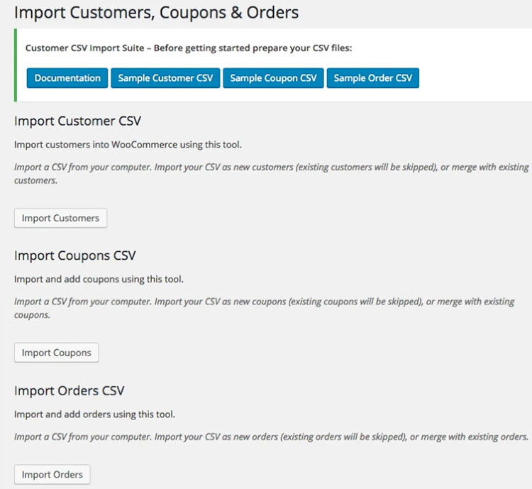 woocommerce Customer Order Coupon CSV Import Suite review