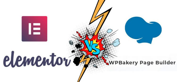 Elementor vs WPBakery Page Builder Comparison