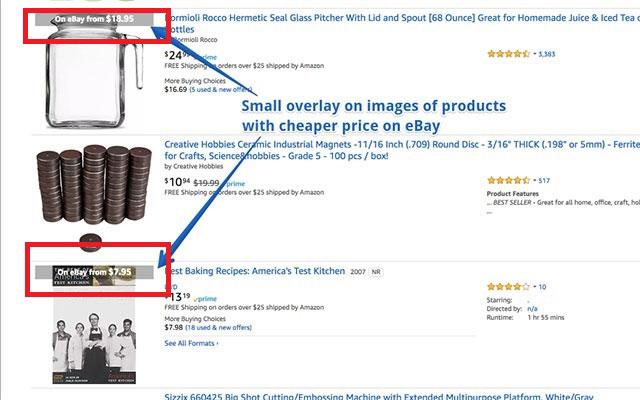amazon ebay compare prices