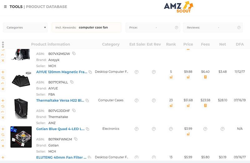 amzscout web app review