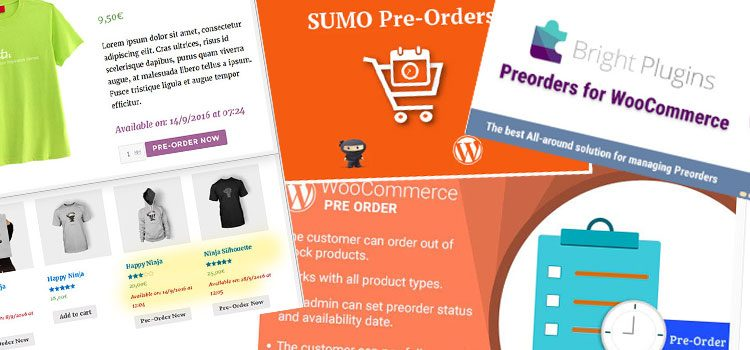 best woocommerce preorder plugins