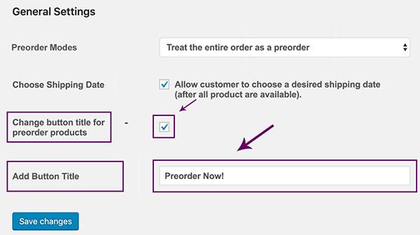 woocommerce pre order plugin free