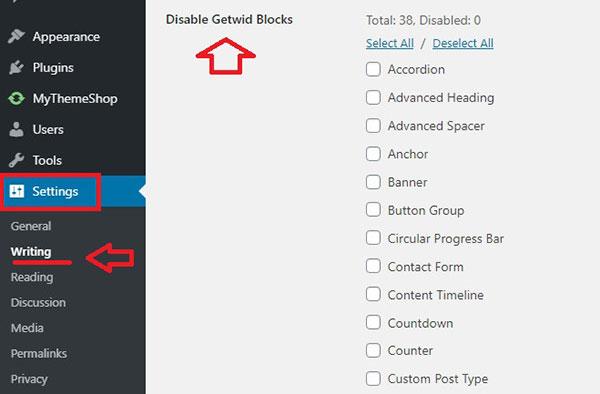 Getwid Gutenberg blocks plugin advantages.
