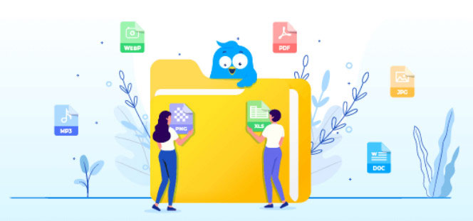 How to create folders in WordPress media library?