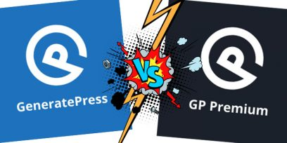 GeneratePress Free vs Premium comparison differences.