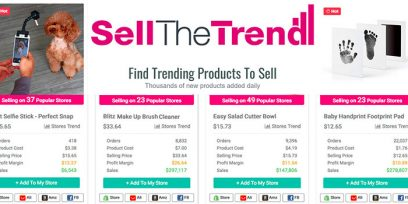 Sell The Trend review with pros and cons.