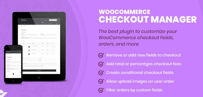How to edit billing and shipping fields in WooCommerce?