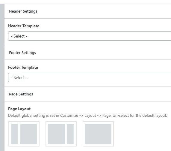 Everse layout customization.