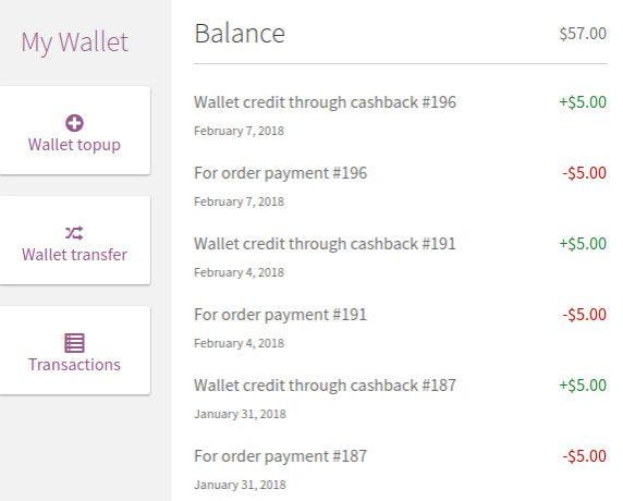 Best wallet for WooCommerce free plugin.
