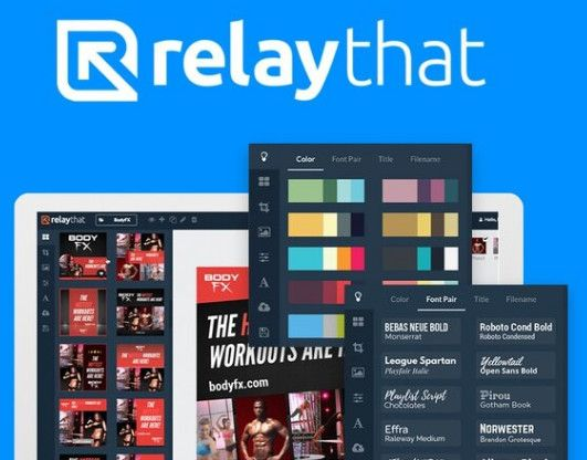Which is better RelayThat vs Canva.
