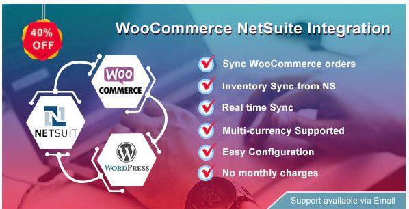 Best WordPress NetSuite integration plugin.
