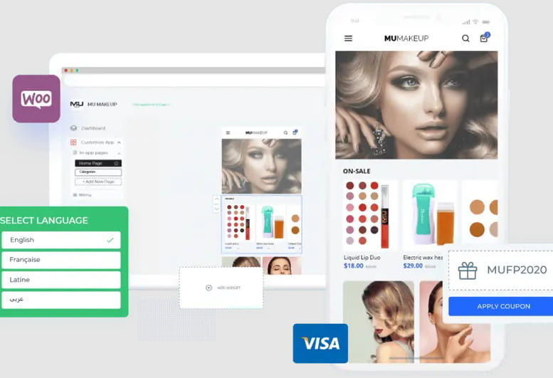 How to create WooCommerce mobile app?