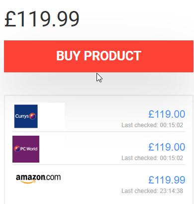 Price Comparion Pro plugin example.