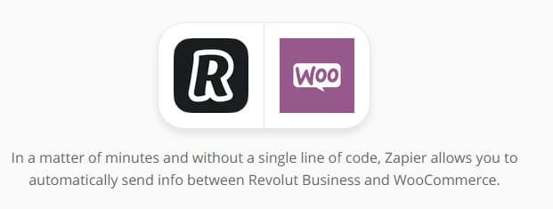 WooCommerce Revolut business integration.