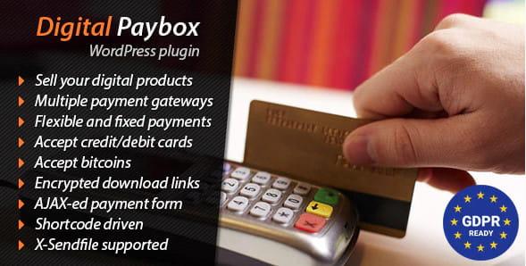 Digital Paybox plugin review.