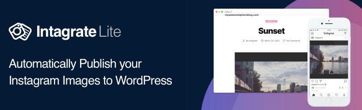 Intagrate WordPress plugin review.