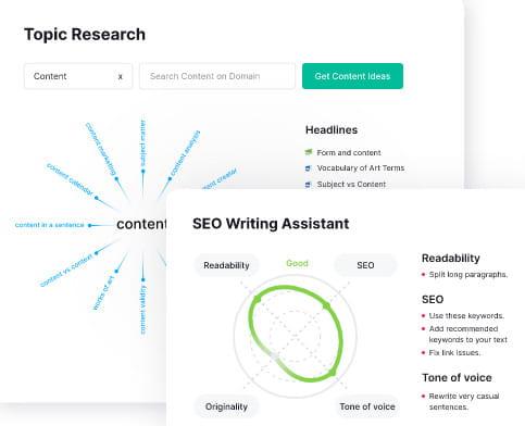 Semrush content marketing.