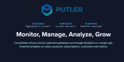 Putler discount coupon code.