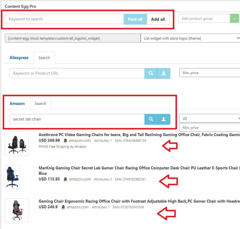 How Content Egg plugin works?