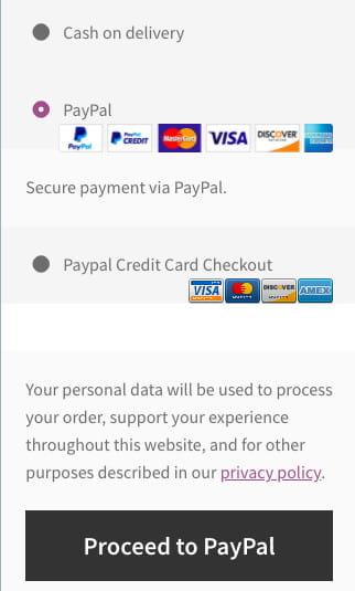 Webtoffee PayPal express checkout plugin free.