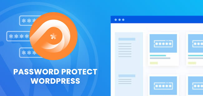Password Protect WordPress plugin.