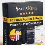 SalesKing discount coupon code.