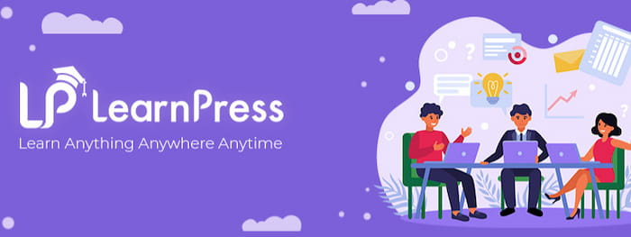 LearnPress features.